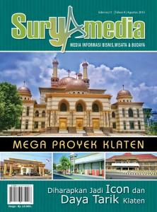 Cover Suryamedia Agustus 2015