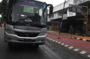Rombongan Peserta Muywil Muhammadiyah Jawa Tengah dari Klaten Berangkat menuju kabupaten Kudus