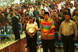 Cabup One Krisnata Menghadiri Deklarasi Dukungan dari PPDI Klaten