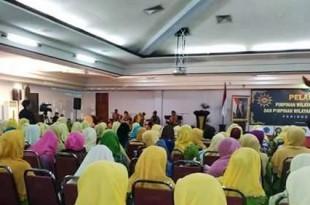 Pelantikan Pimpinan Wilayah Muhammadiyah dan Aisyiyah Jawa Tengah di Komplek kantor Gubernur Jalan Pahlawan ( Foto Dokumen PCA Ngawen)