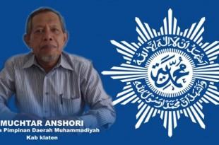 Ketua PDM Klaten Muchtar