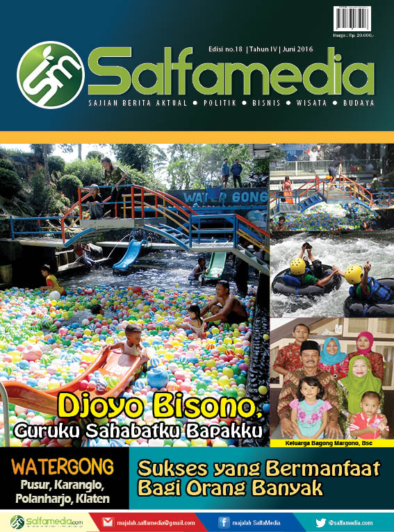 Salfamedia Juni 2016