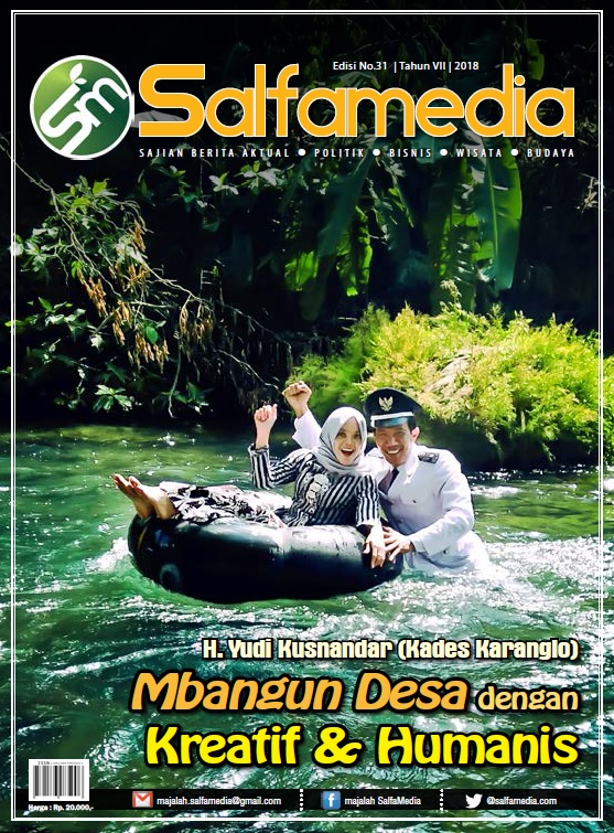 Salfamedia Edisi 31 Tahun 2018