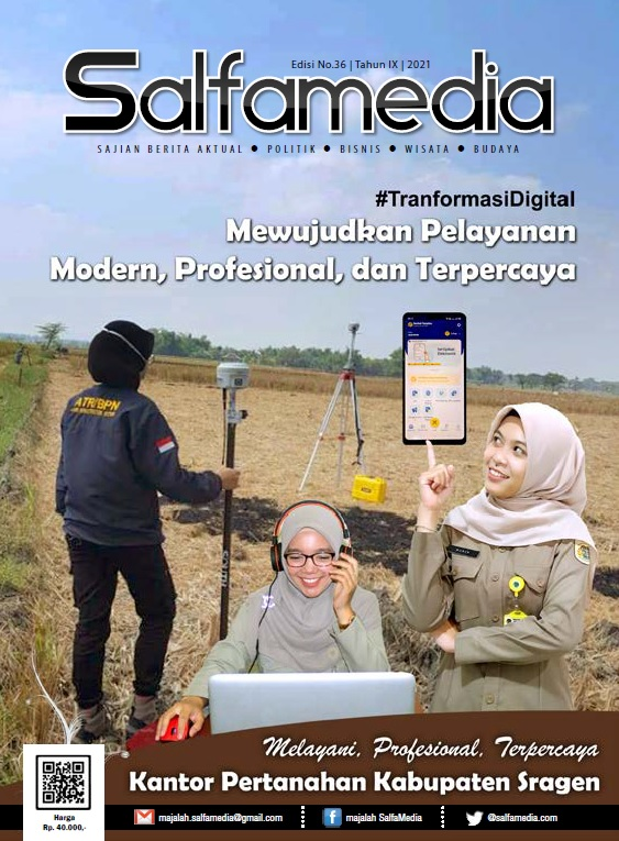 Salfamedia Edisi 36 April 2021